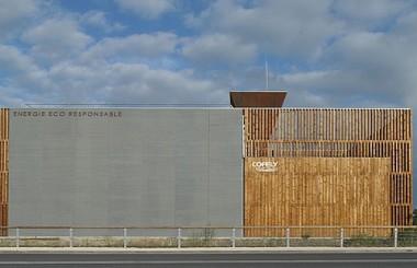 Bordeaux… une centrale 100 % biomasse